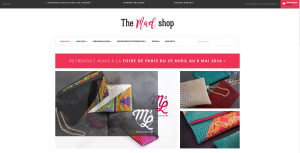 site e-commerce prestashop themad-shop